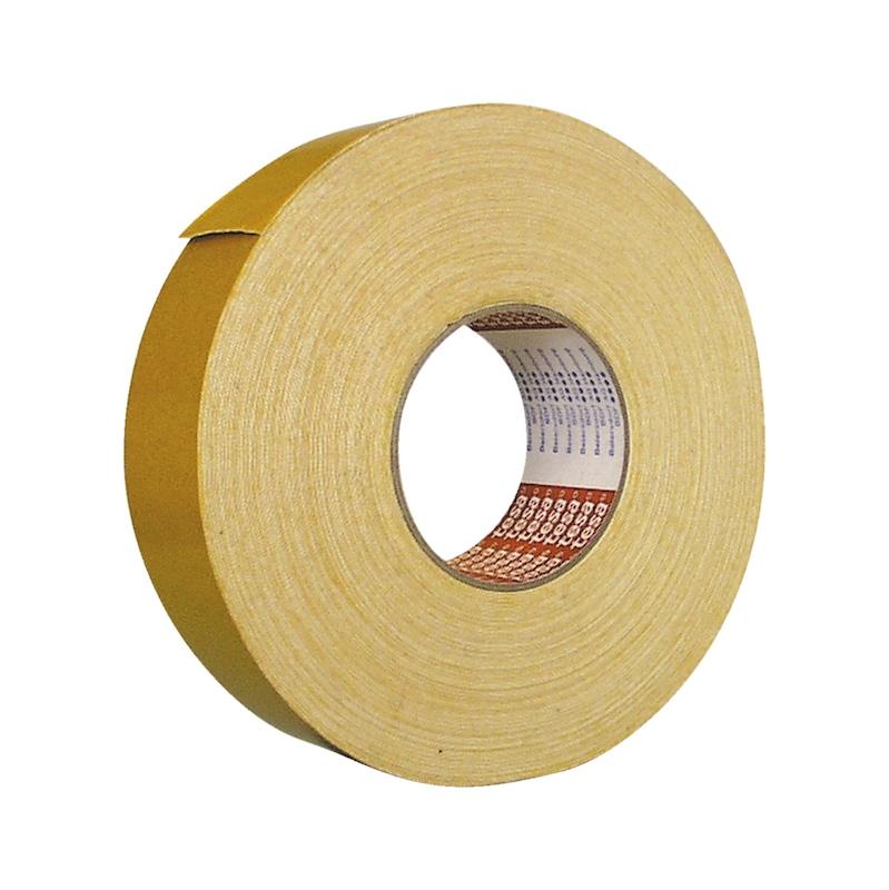 Teppichverlegeband mit flexiblem und reissfestem Gewebeträger 4964