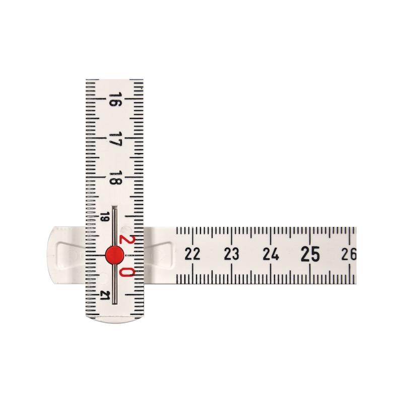 Règle pliante en polyamide renforcée en fibre de verre LongLife<SUP>®</SUP> - 3