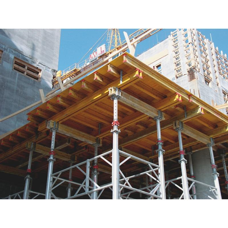 Vis à bois pour construction bois ASSY<SUP>®</SUP> 3.0 Rapide zingué double filetage - 6