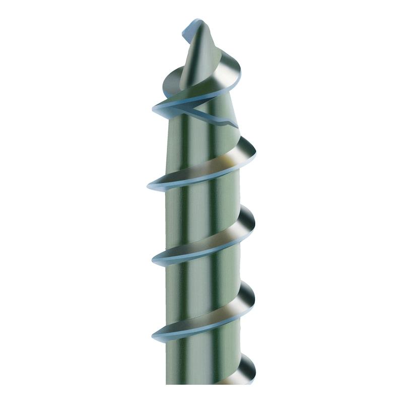 Vis à bois pour construction bois ASSY<SUP>®</SUP> 3.0 Rapide zingué double filetage - 5