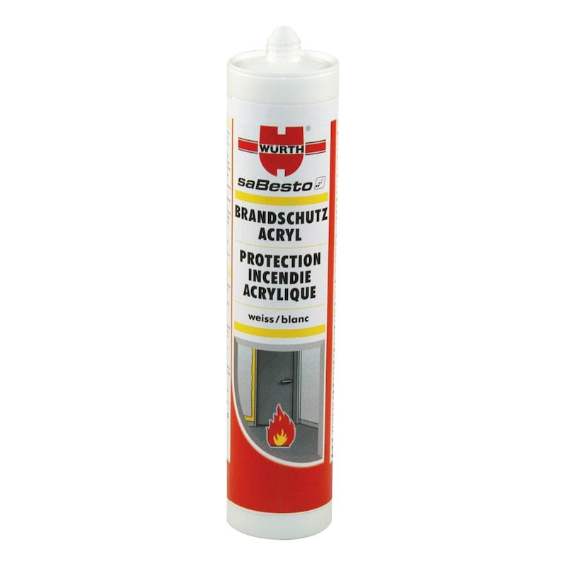 Brandschutz Acryl - 1