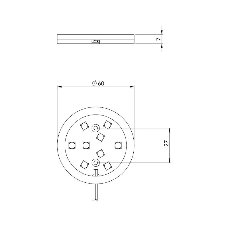 LED Aufbauleuchte - 2