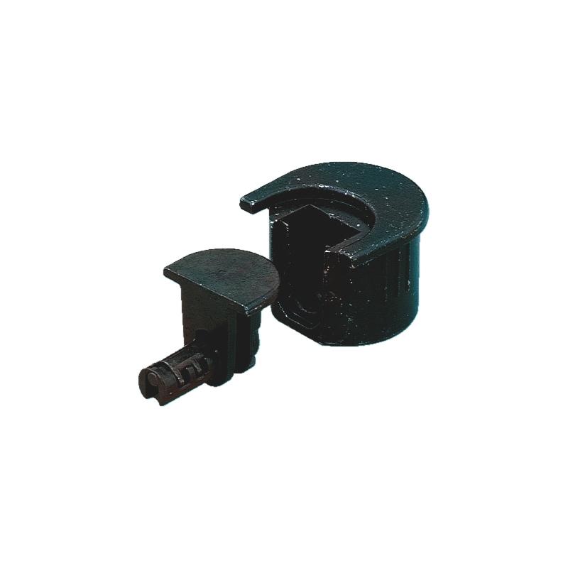 Conector de suporte de prateleira com autobloqueio MEDIABLOCK - 1