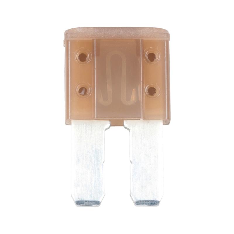 Fusibile a lamelle  Micro 2<SUP> </SUP>argento - FUSIBILE MICRO 2 SILVER AMP 5 MARRONE