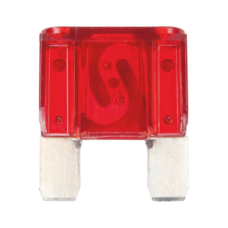 Fusibile a lamelle MAXI Silver - MAXI FUSIBILE A LAMA AMP 50    ROSSO
