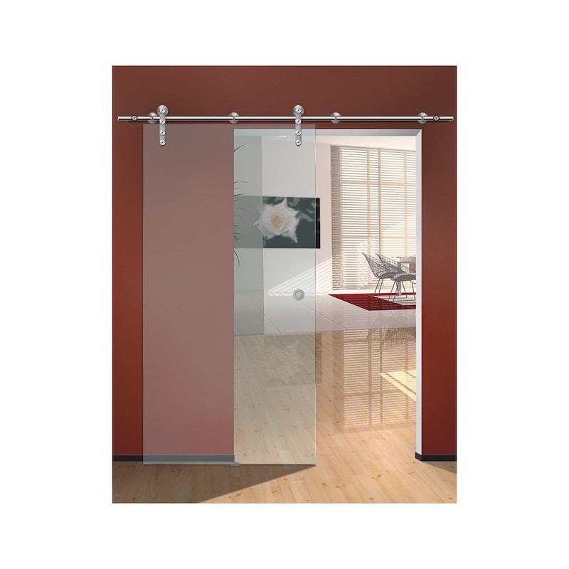 Zimmerschiebetürbeschlag VIDRO 101-G - 6