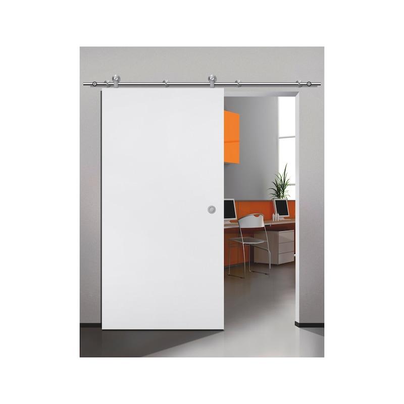 Zimmerschiebetürbeschlag VIDRO 102-H - 6