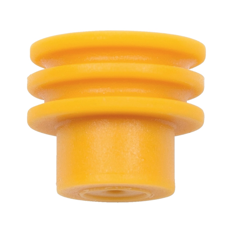 Joint monofil (SEAL) - JOINT-JAUNE-POUR-CABLE-0,5-1MM2