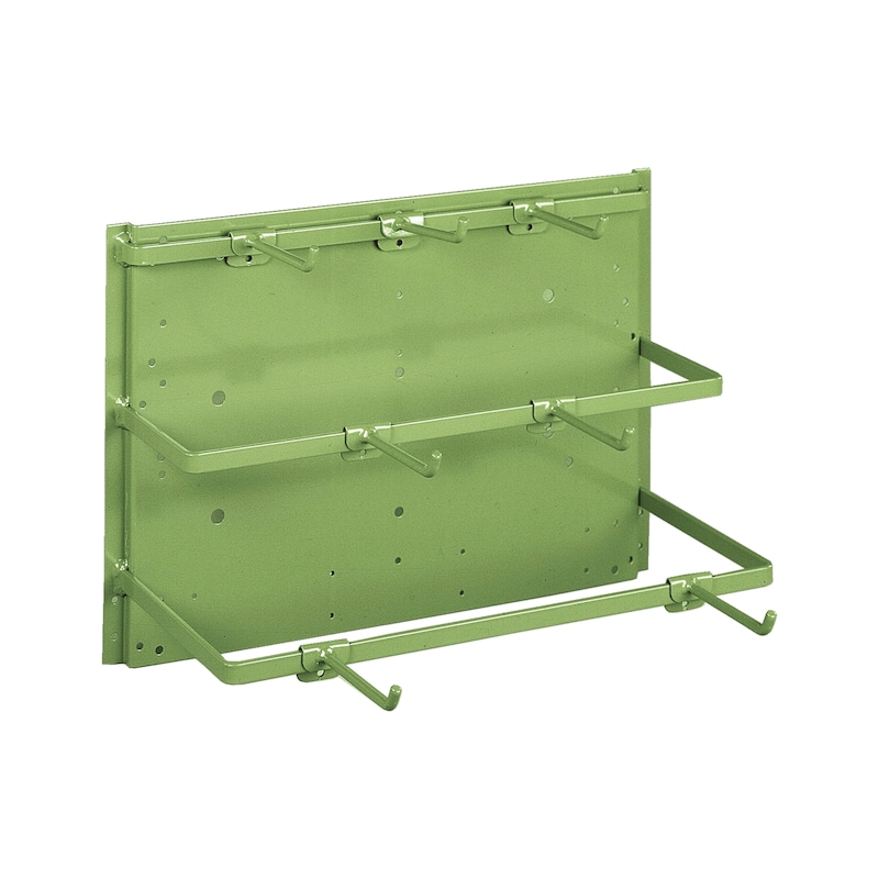 Composant pour disques à meuler et de coupe Système d'étagères ORSY<SUP>®</SUP> 1 - 1