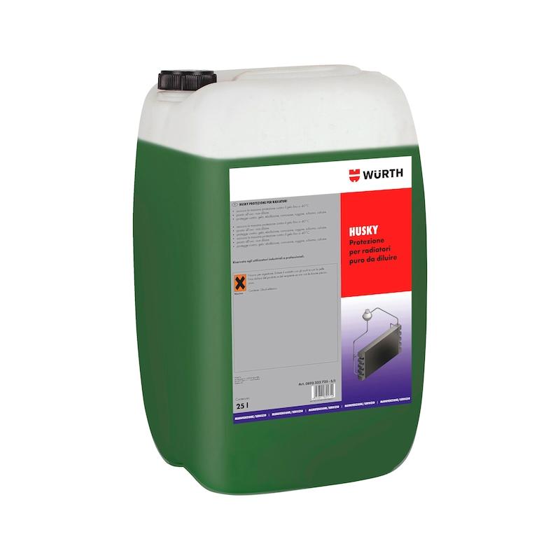 Antigelo protezione per radiatori  HUSKY - PROT.ANTIGELO  HUSKY  DA DILUIRE 25L