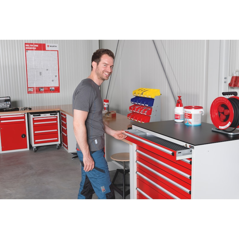 Schubladenschrank PRO 700 - 5