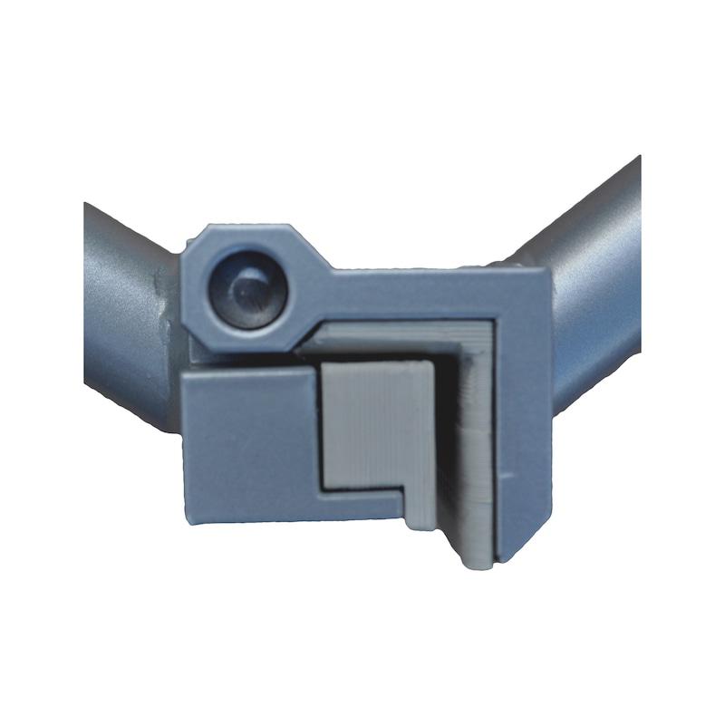 Winkeldoppelfalzer PVC - BLUMFORM-DOPPELFALZ-PVC