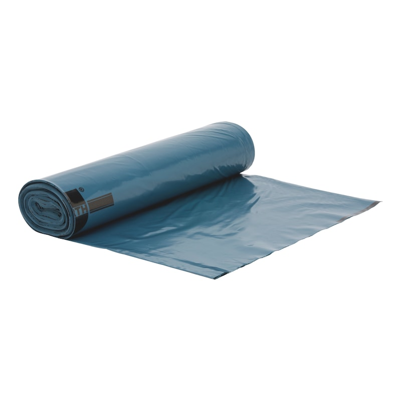 Müllsack - MUELLSACK-EXTRASTARK-BLAU-700X1100X0,07
