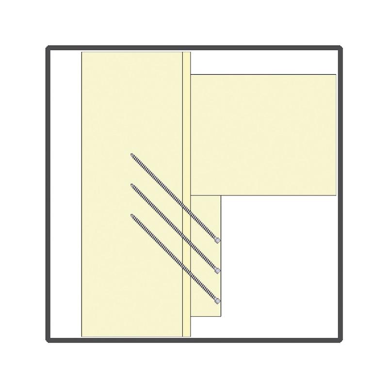 Setzschablone VG Fix - 2
