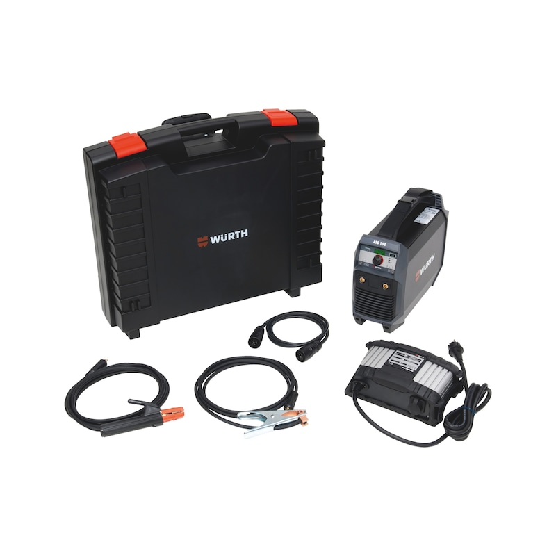 Battery-powered welding device ASG 150 set - 1