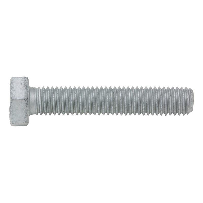 Sechskantschraube mit Gewinde bis Kopf - SHR-6KT-ISO4017-12.9-(ZFSHL)-M10X35