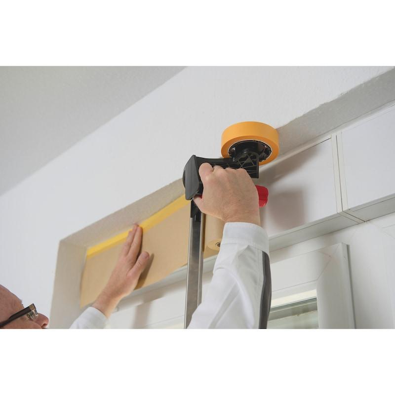 Masker-Abrollgerät mit Abreißklinge - 7