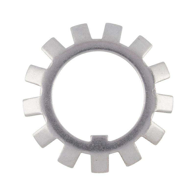 Sicherungsblech - 1