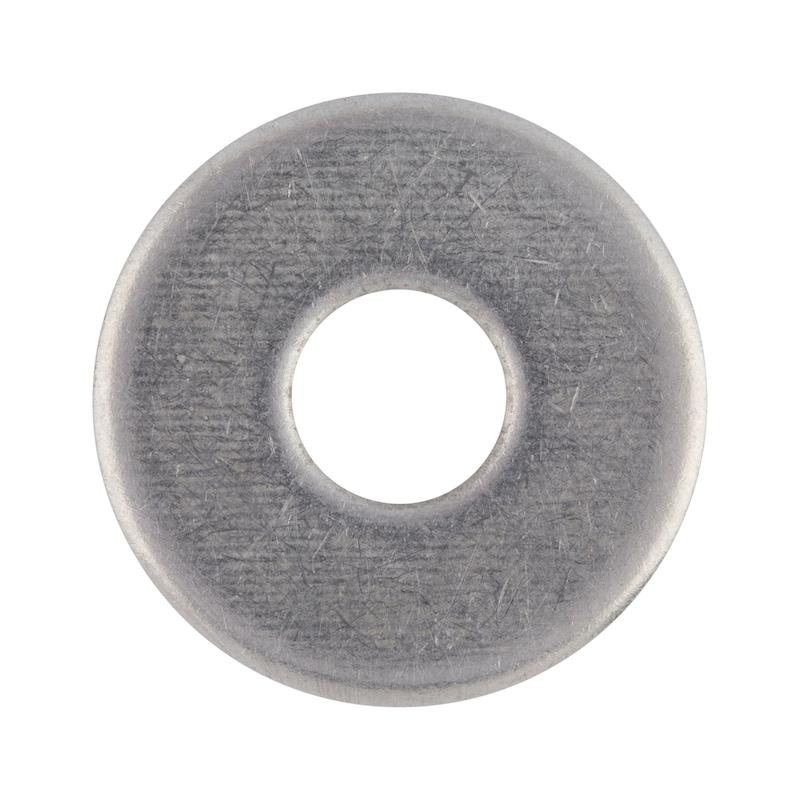 Flache Scheibe - extra große Reihe - 1