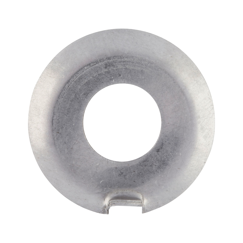 Sicherungsblech Außennase - 1