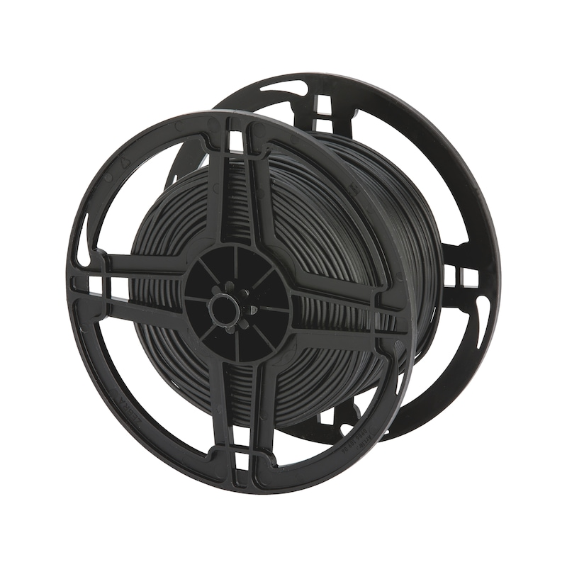 Vehicle line FLRY - VEHCBL-FLRY-REEL-BLACK-0,35SMM