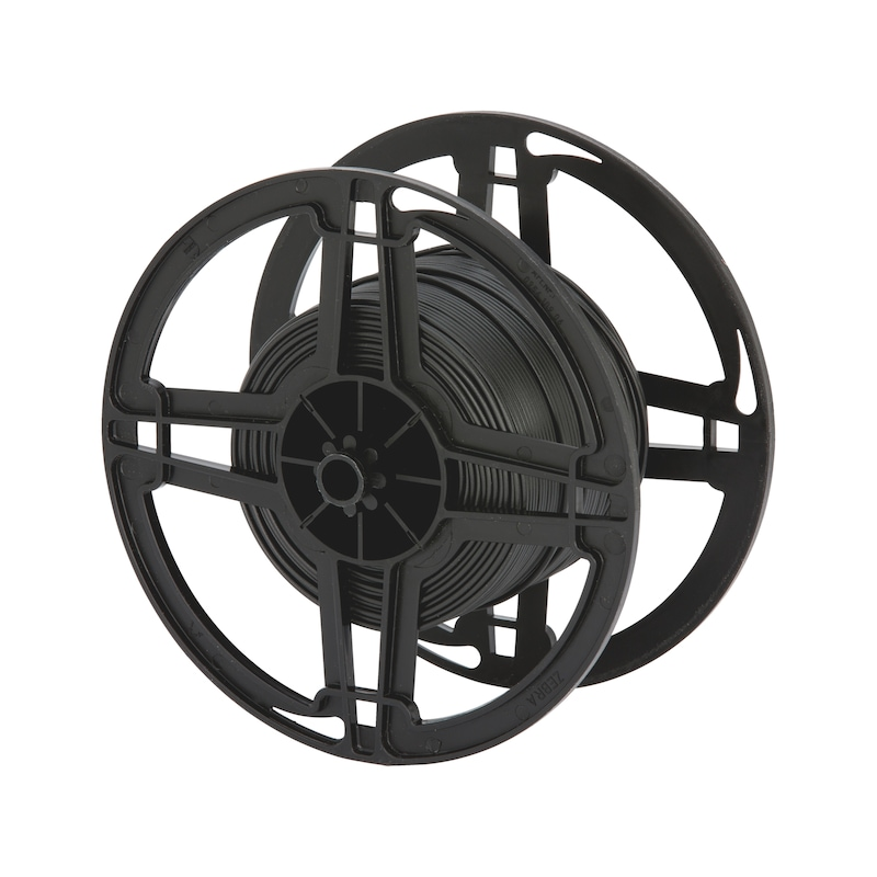 Vehicle line FLRY - VEHCBL-FLRY-REEL-BLACK-0,75SMM