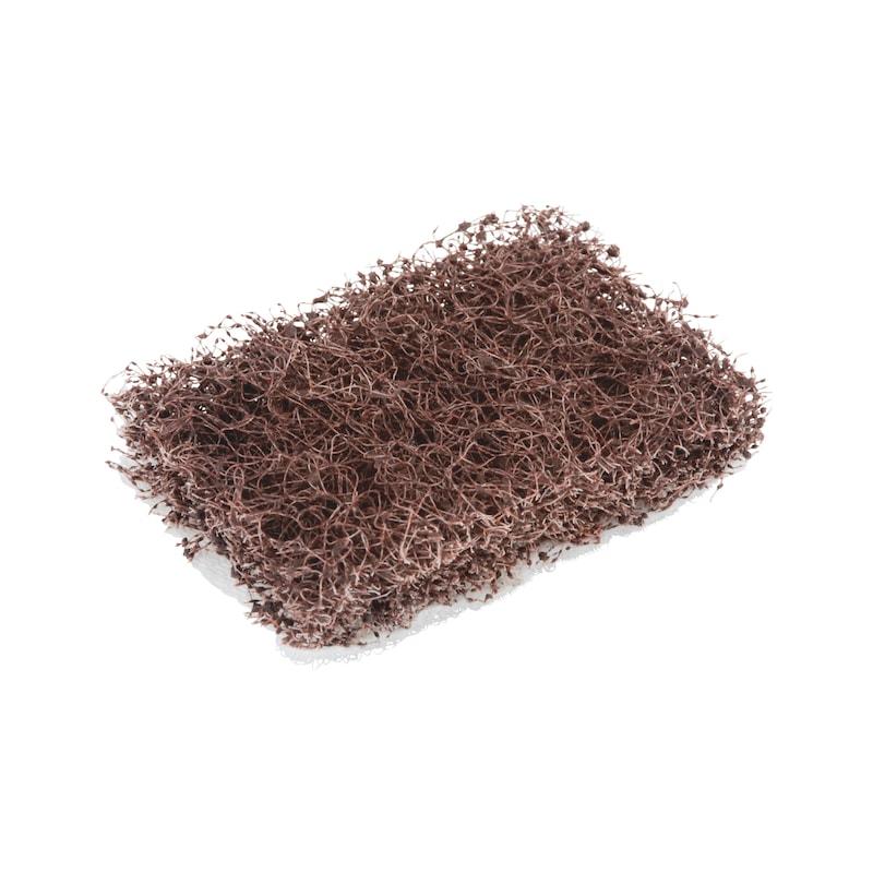 Schleifvlies für Rohrschleifsystem