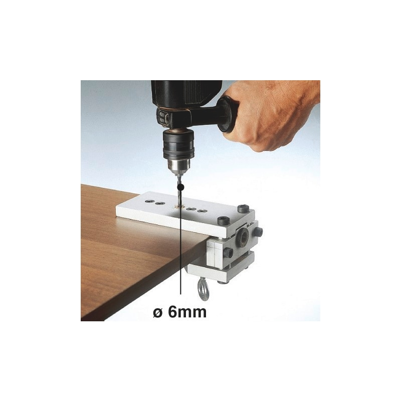 Drilling jig - 3