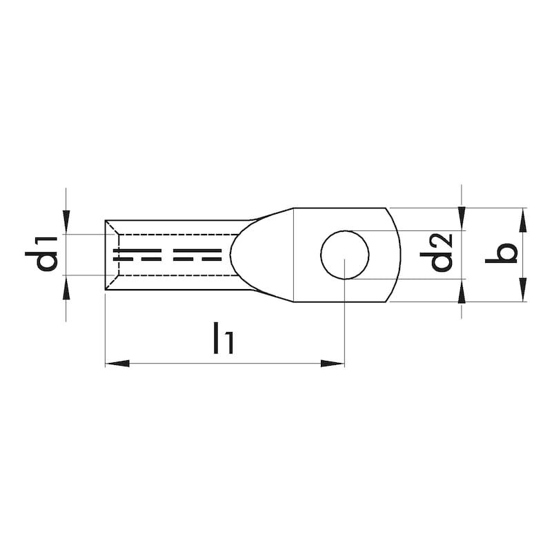 Presskabelschuh - 2