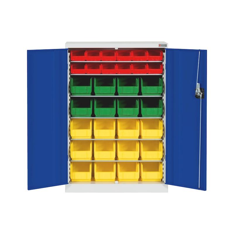Armoire pour boîtes de stockage PRO - ARMOIRE À ÉTAGÈRES TYPE FB 6