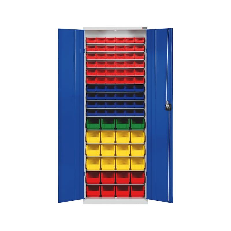 Armoire pour boîtes de stockage PRO - ARMOIRE À ÉTAGÈRES TYPE FB 15