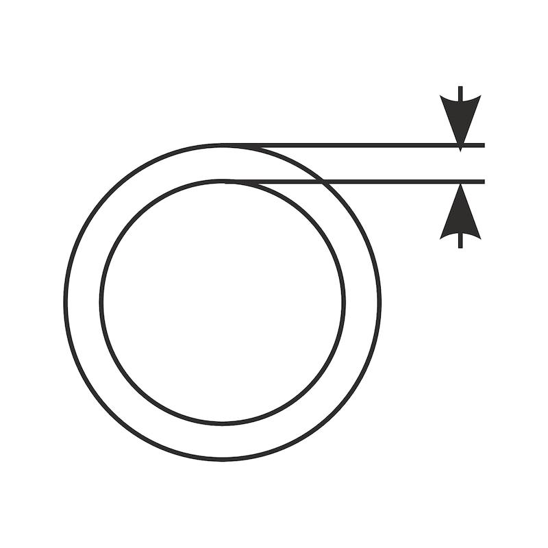 Tubo flessibile in acciaio inox Confezione BIG-PACK MIX - 5