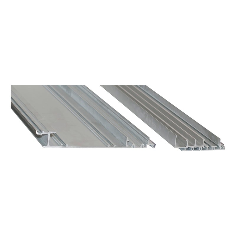 Schiene für bündige Montage RSB 55/85 FB