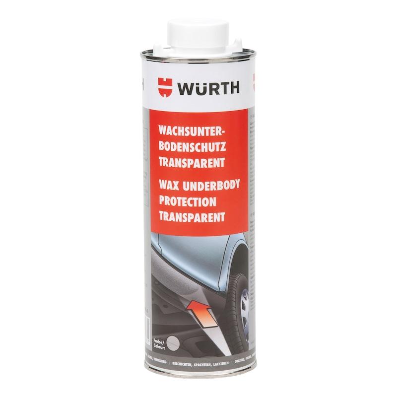 Wachs-Unterbodenschutz - UBS-WACHS-DAUERHAFT-TRANSPARENT-1000ML