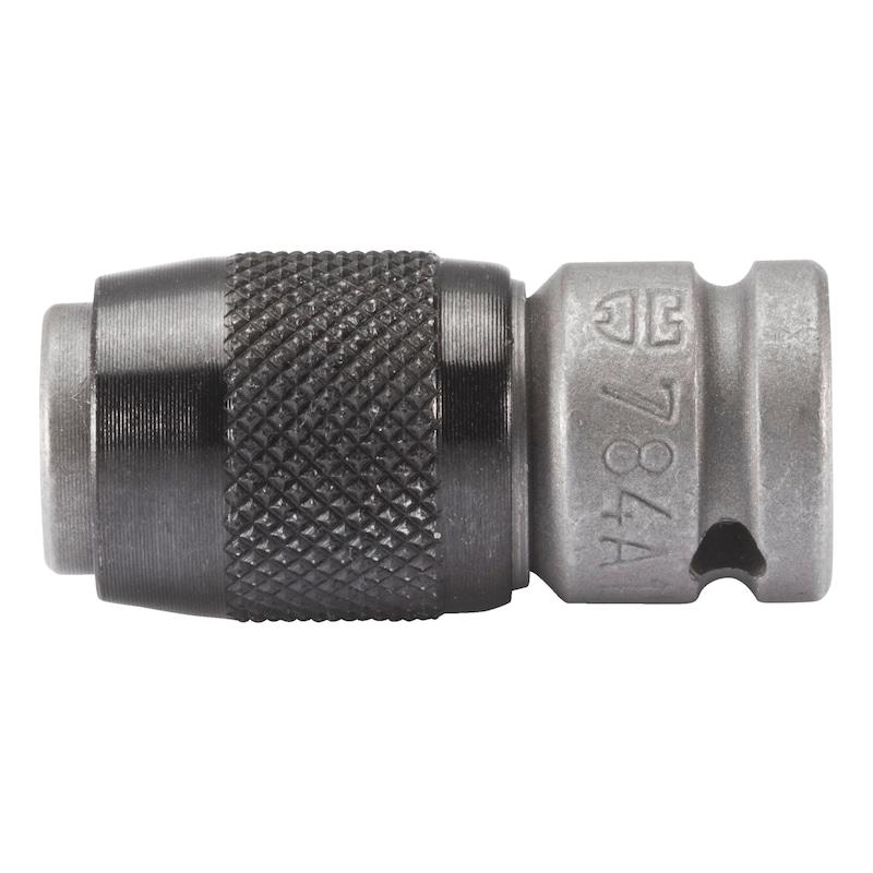1/4 inch bit adapter - ADAPT-BIT-1/4IN-4PT-QCCHUK