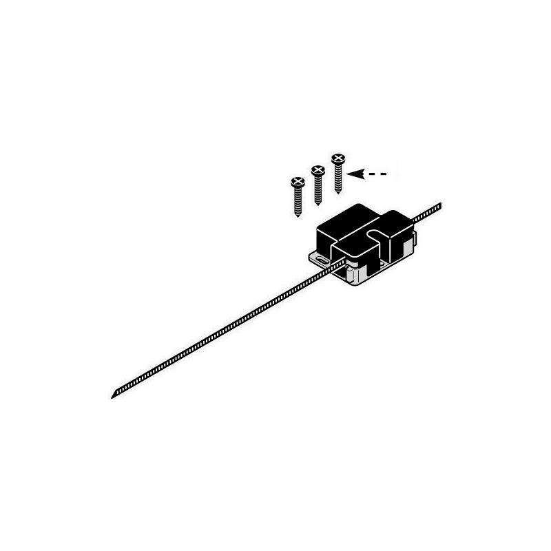 Kit chiusura automatica per porte scorrevoli esterne - 6