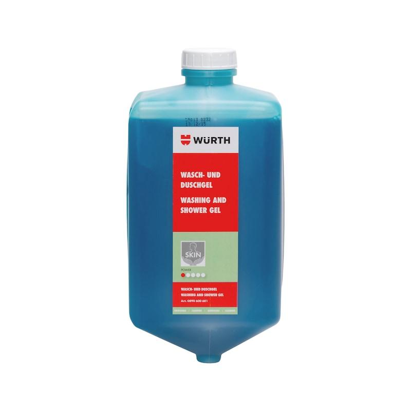 Wasch- und Duschgel - WASHDUSCHGEL-2000ML