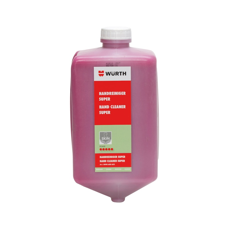 Massa lava-mãos Super - MASSA LAVA-MAOS SUPER CLEAN 2L