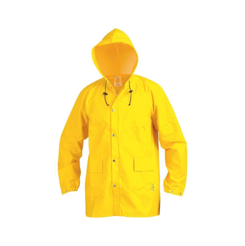 Wetterschutz Regenjacke - REGENJACKE EN 343 BAU GELB GR.XXL