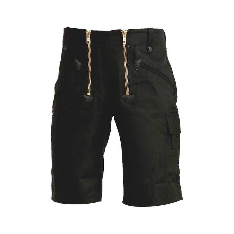 Canvas tradesman's shorts