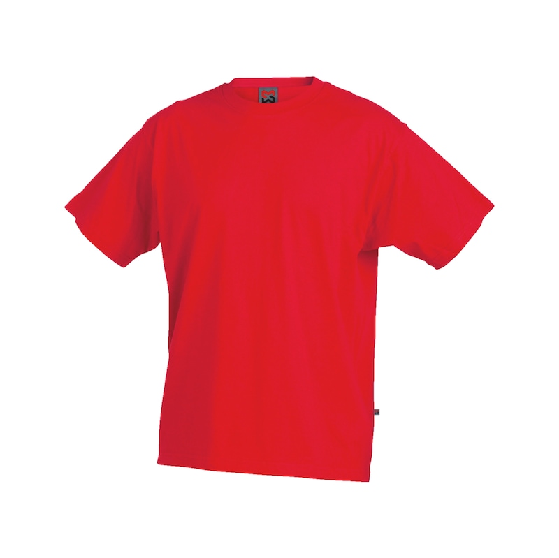 T-shirt - T-SHIRT RED 5XL