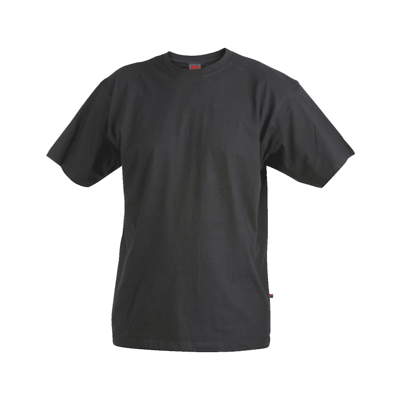 T-shirt - T-SHIRT BLACK 3XL