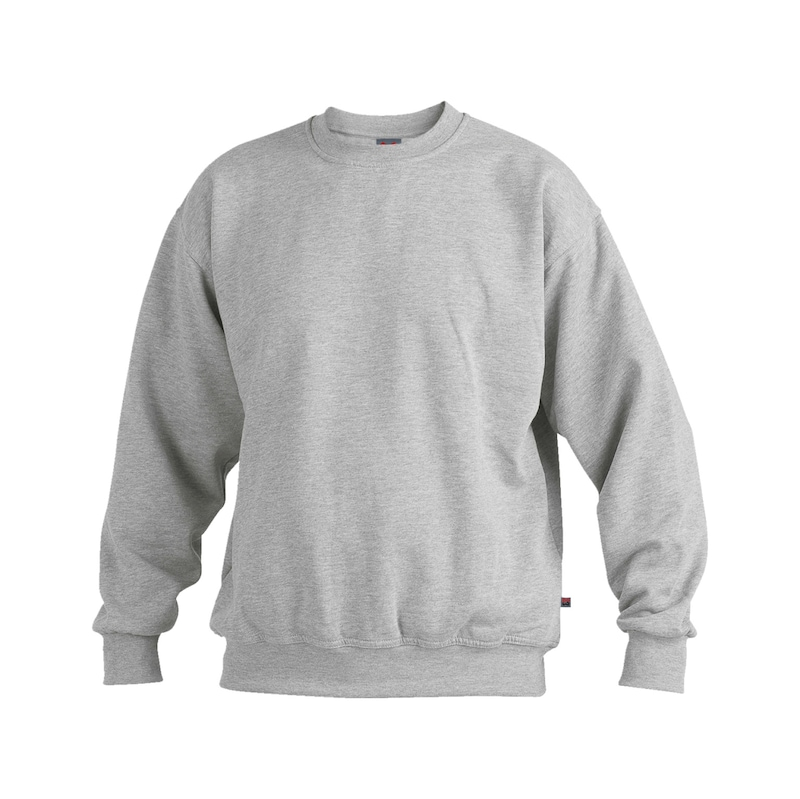 Sweatshirt - SWEAT-SHIRT GREY S