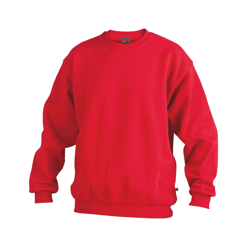 Sweatshirt - SWEAT-SHIRT ROT S