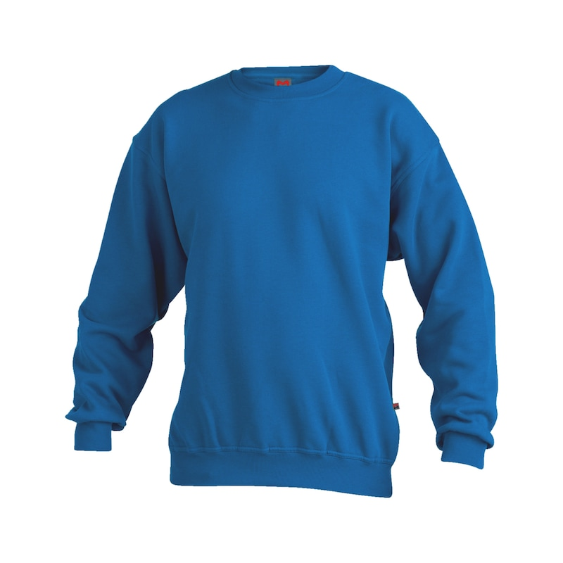 Sweatshirt - SWEAT-SHIRT ROYAL L