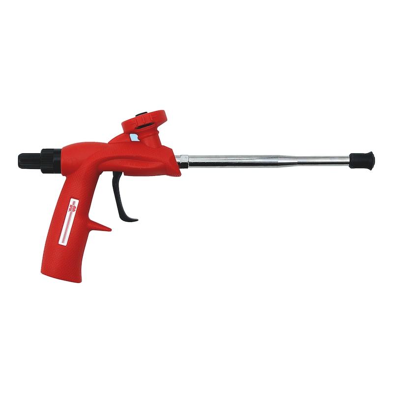 Pistolet plastique pour mousse PU Purlogic 100