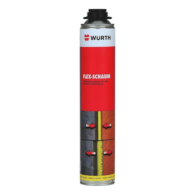 Mousse de montage pistolable monocomposant PURLOGIC<SUP>®</SUP> Flex - PURLOGIC FLEX 750 ML