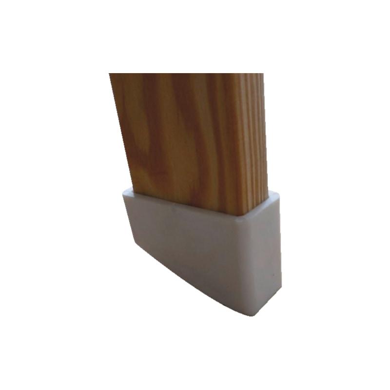 Kunststoffschuh für Holz-Stehleiter