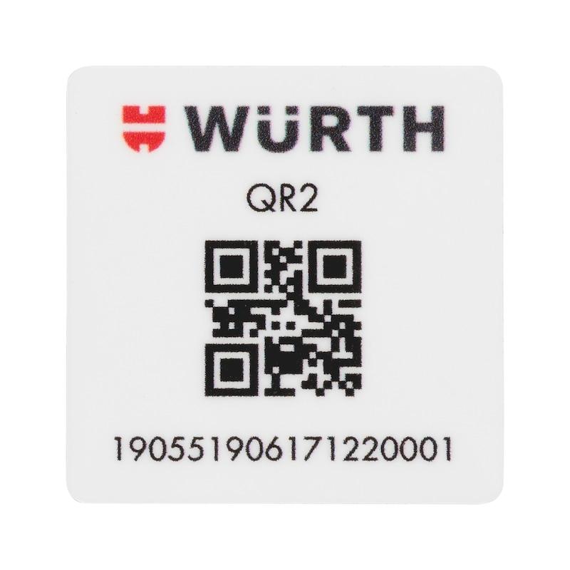 ORSY<SUP>®</SUP>online Etikett QR - 2