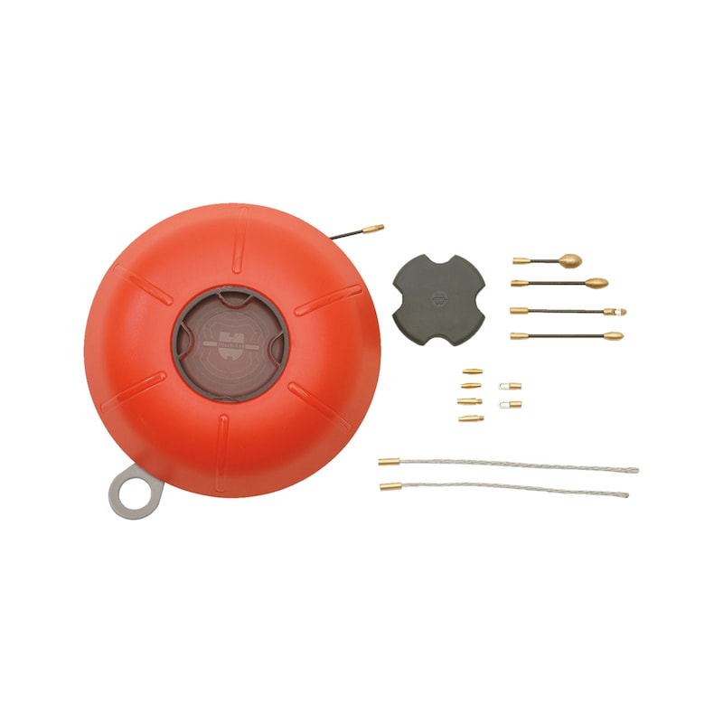 Codolo testa flessibile con occhiello - 2